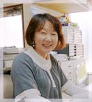 飯田 晴美(いいだ はるみ)